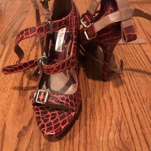CARRIE BRADESHAW VIVIENNE WESTWOOD SHOES